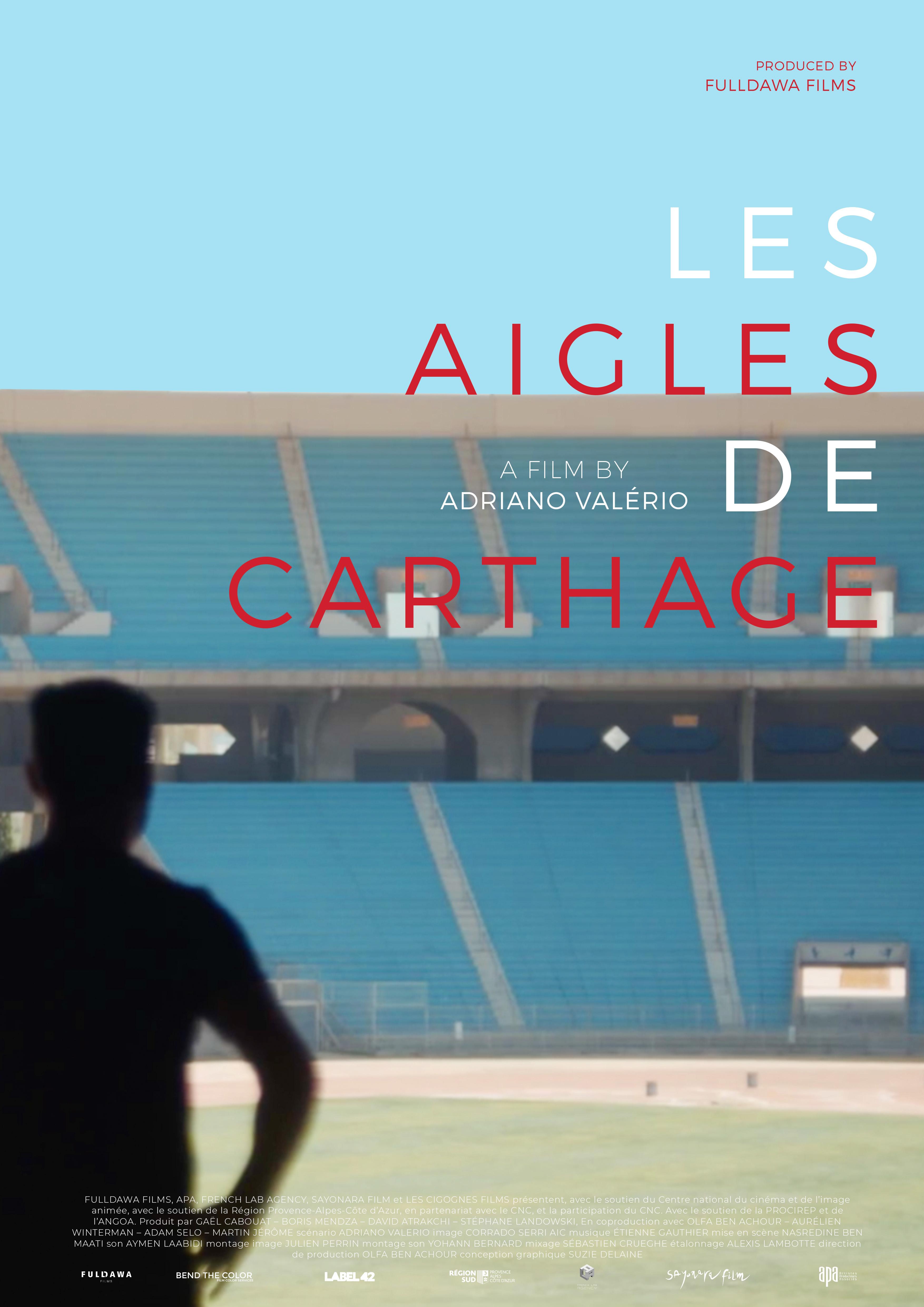 Les aigles de Carthage de Adriano Valério
